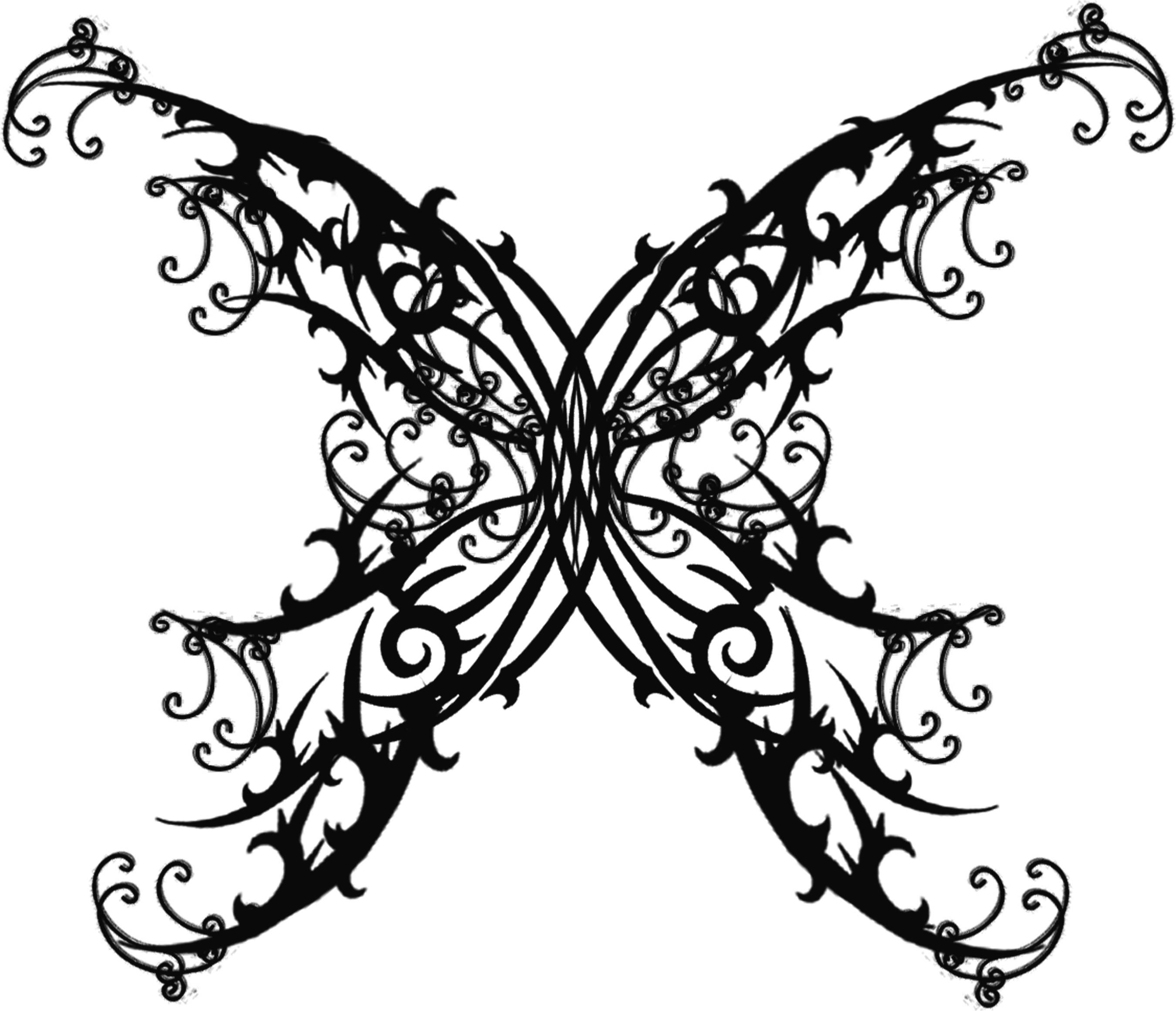 0c32f72d254d3 wonderful butterflies tattoo designs 4 - Tattoos Fan Art (39988636 ...