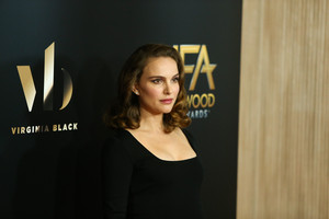 Attending the 20th Annual Hollywood Film Awards in Los Angeles, CA (November 6th 2016)