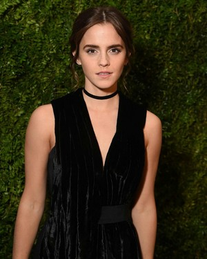"""Emma attended the event The Museum of Modern Art film benefit (15.11.16)"