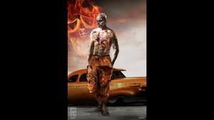 'Suicide Squad' Concept Art ~ El Diablo