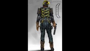 'Suicide Squad' Concept Art ~ Slipknot