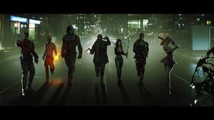 'Suicide Squad' Concept Art ~ The Skwad