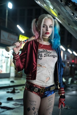 'Suicide Squad' Promotional Still ~ Harley Quinn