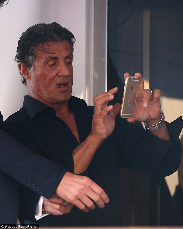 Sylvester - Sylvester Stallone Photo (40095229) - Fanpop