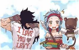 """i love you levy"""