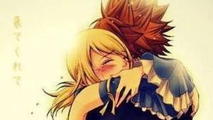 """i amor you, natsu"""