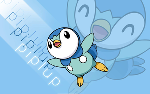 pokemon piplup hd wallapaper