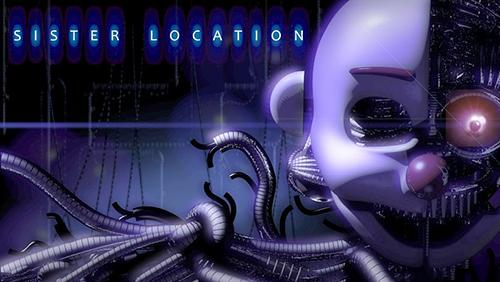 Five Nights at Freddy's 壁紙 called 2 five nights at freddys sister location