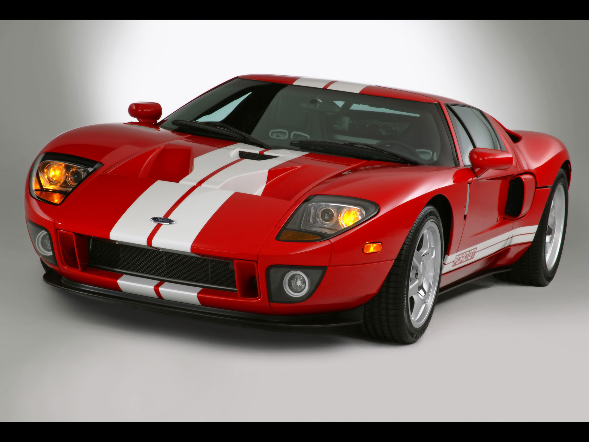 Ford Gt Images  Ford Gt Red Fa Studio Hd Wallpaper And Background Photos