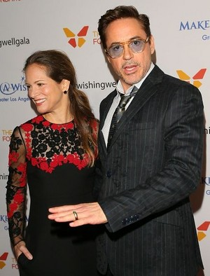 2016/12/7 RDJ at the 4th Annual WishingWellGala par Make-A-Wish Greater LA.