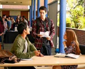 6x01 ~ Memory lost ~ Lydia, Stiles & Scott