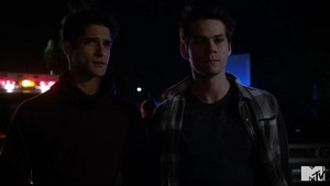 6x01 ~ Memory lost ~ Stiles & Scott