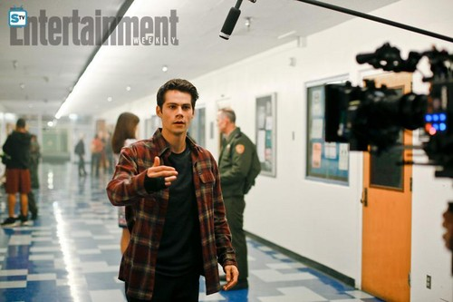 ... Teen Wolf club tagged: teen wolf season 6 6x01 memory lost stiles: www.fanpop.com/clubs/teen-wolf/images/40023810/title/6x01-memory...