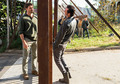 7x04 ~ Service ~ Negan and Spencer - the-walking-dead photo