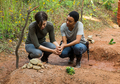 7x05 ~ Go Getters ~ Sasha and Maggie - the-walking-dead photo