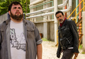 7x07 ~ Sing Me a Song ~ Negan and Joey - the-walking-dead photo