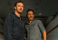 7x07 ~ Sing Me a Song ~ Rick and Aaron - the-walking-dead photo