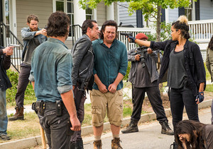 7x08 ~ Hearts Still Beating ~ Eugene, Rick, Negan and Arat