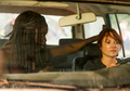 7x08 ~ Hearts Still Beating ~ Michonne and Isabelle - the-walking-dead photo