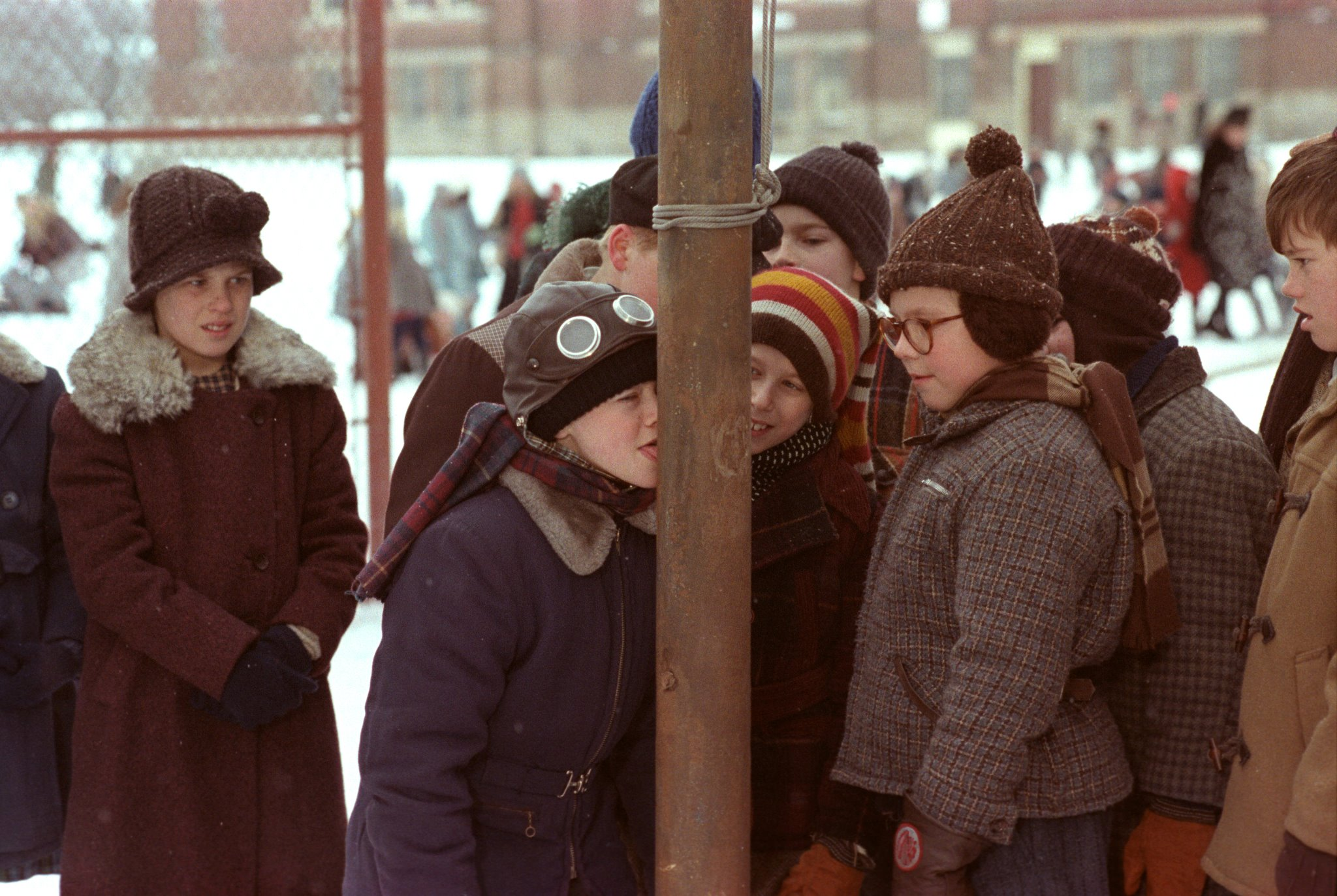 A Christmas Story images A Christmas Story - Flick, Schwartz and ...