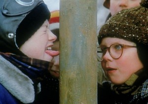 A Natale Story - Flick and Ralphie