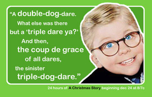 A Christmas Story Quote -