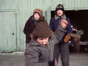 A Christmas Story - Ralphie, Schwartz, and Flick