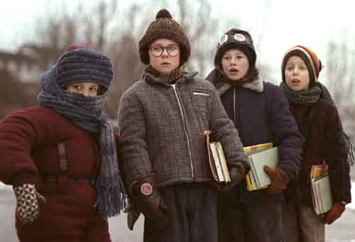 A Christmas Story images A Christmas Story - Randy, Ralphie, Flick ...