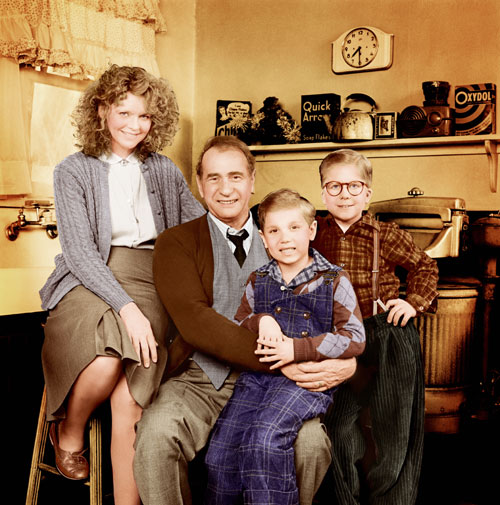 A Christmas Story images A Christmas Story - The Parkers wallpaper ...