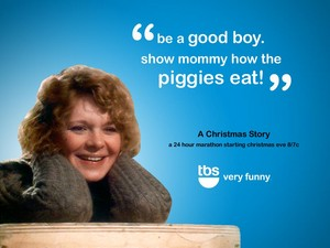 A クリスマス Story 壁紙 - Mother Parker