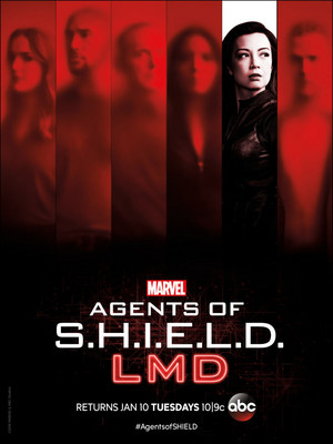Agents of S.H.I.E.L.D. - Season 4B - Poster