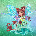 Aisha Bloomix ~Season 6 - the-winx-club fan art