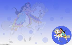 Aladdin và cây đèn thần And hoa nhài