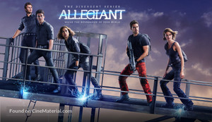 Allegiant Poster