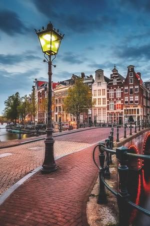 Amsterdam Lantern.