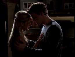 Angel and Buffy 96