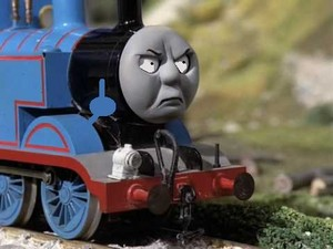 Angry Thomas