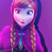 Anna icon - frozen icon