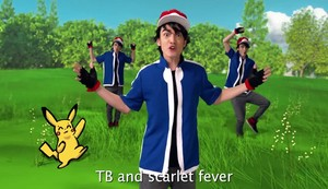 Ash Ketchum vs Charles Darwin {Rap Video}