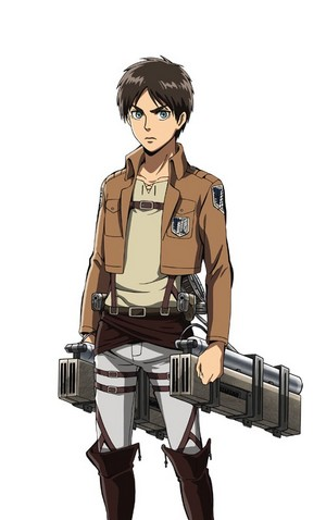 AttackOnTitan (Eren)