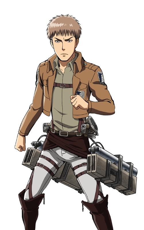 AttackOnTitan (Jean)