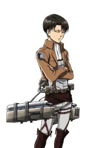 AttackOnTitan (Levi)