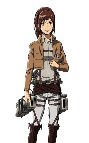 AttackOnTitan (Sasha)