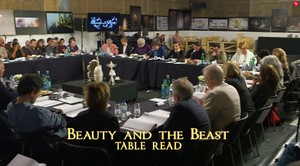 BATB cast table read