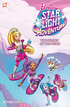 búp bê barbie ngôi sao Light Adventure The Secret of the Gems