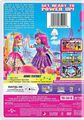 Barbie: Video Game Hero back cover - barbie-movies photo