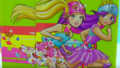 búp bê barbie Video Game Hero box art (blurry)