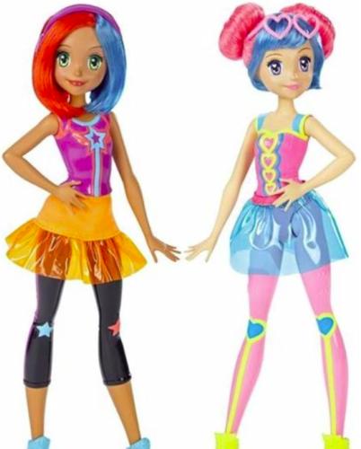 Barbie films achtergrond called Barbie Video Game Hero costars
