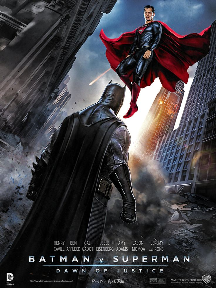 Movie Trailers Images Batman Vs Superman Dawn Of Justice Poster Hd