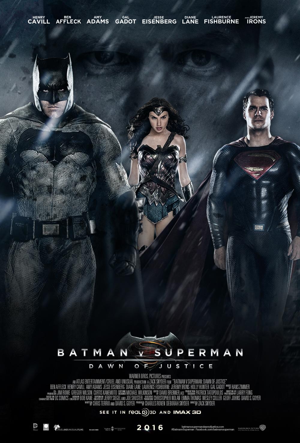 Batman V Superman Stream English